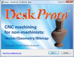 DeskProto download: free CAM software