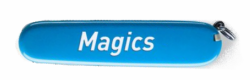 Logo for Magics, by Materialise