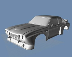 Screenshot of the 3D CAD model