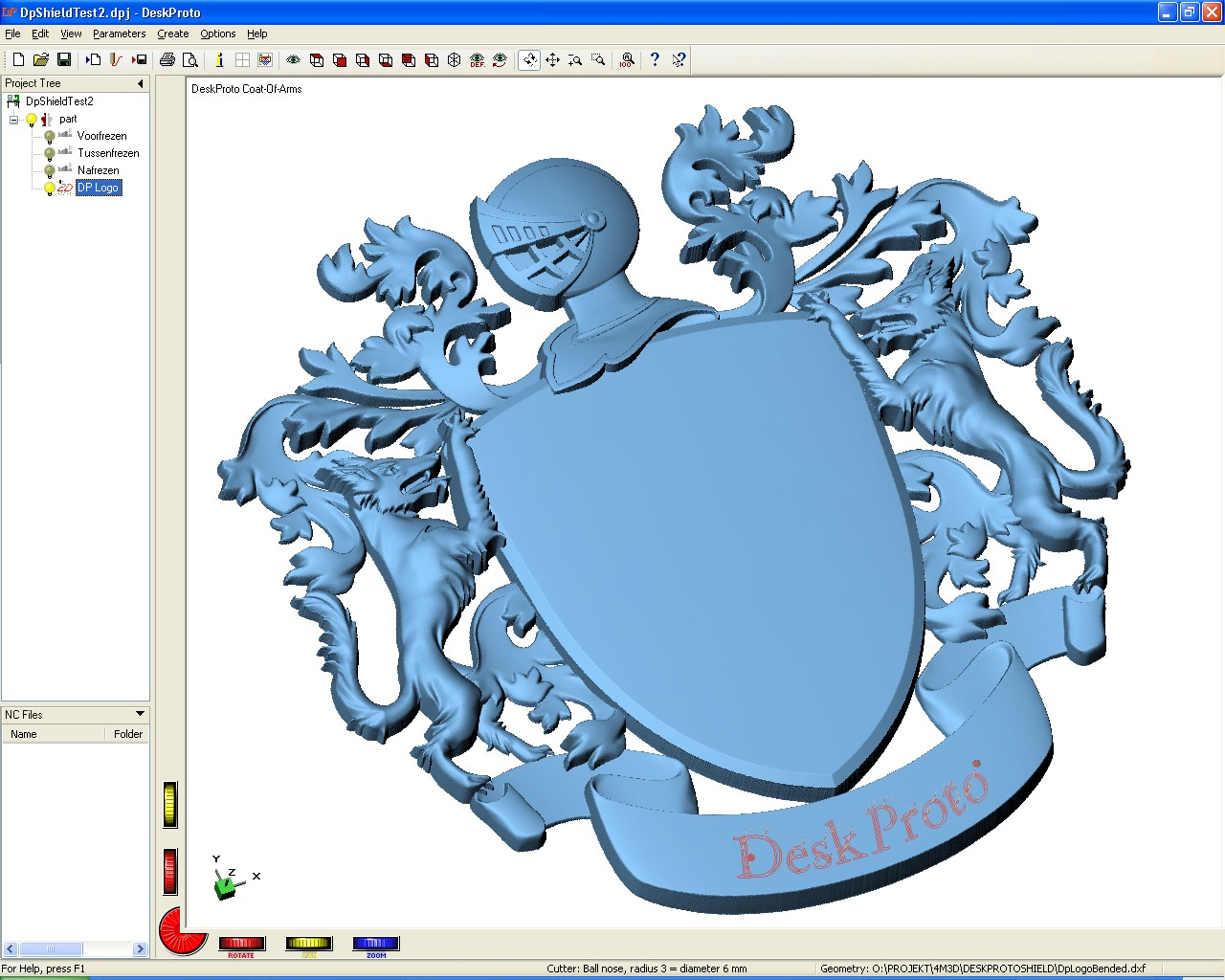 Deskproto Presents Free Cam Training Videos Free 3d Models And Free Software Press Release