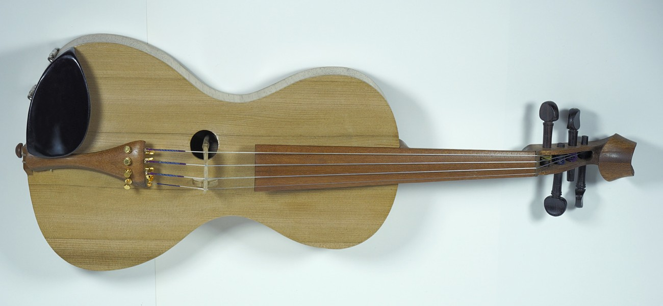 The resulting Dutch Violin