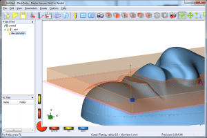 Toolpaths for one layer, expert edition
