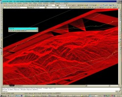 3D data in AutoCAD