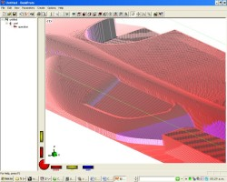 Toolpaths in DeskProto for the left side panel