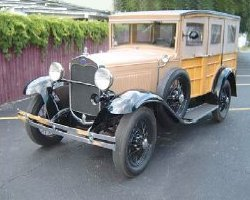 Car from the (19) twenties