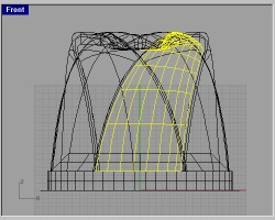 Rhino wireframe screenshot