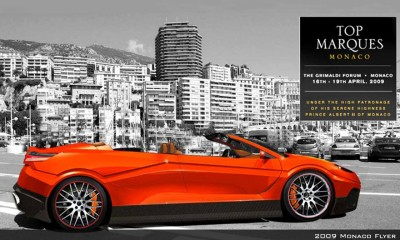 The Savage Rivale at the To Marques show in Monaco