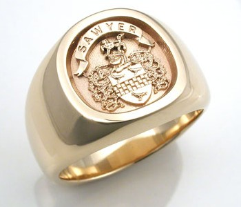 The resulting ring