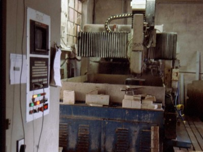 Marble milling machine